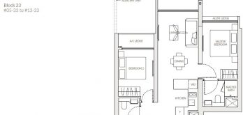 the-woodleigh-residences-floor-plan-2-bedroom-c2-singapore