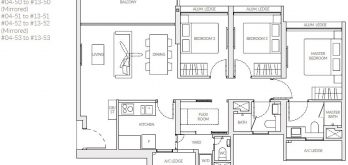 the-woodleigh-residences-floor-plan-3-bedroom-e1-singapore