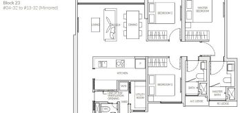 the-woodleigh-residences-floor-plan-3-bedroom-e2-singapore