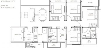 the-woodleigh-residences-floor-plan-4-bedroom-f1-singapore