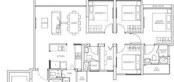 the-woodleigh-residences-floor-plan-4-bedroom-f2-singapore
