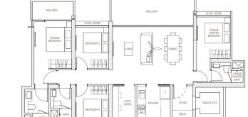 the-woodleigh-residences-floor-plan-4-bedroom-g-singapore