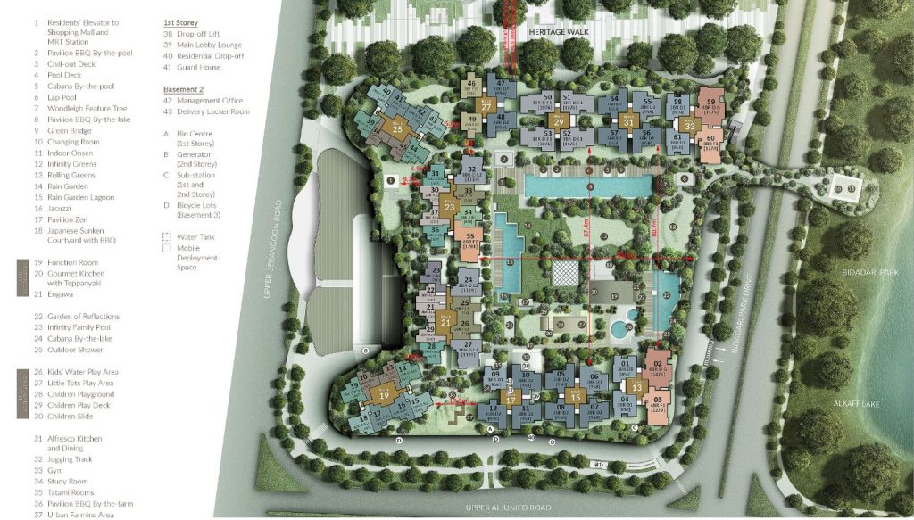 the-woodleigh-residences-site-plan-singapore